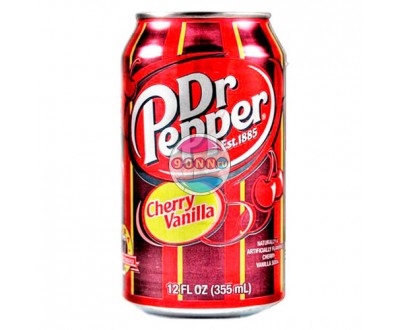 Газировка Dr Pepper Cherry Vanilla