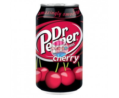 Газировка Dr Pepper Cherry