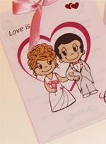 Свадьба Love is